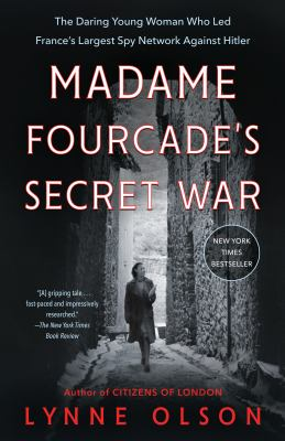 Cover of Madame Fourcade's Secret War
