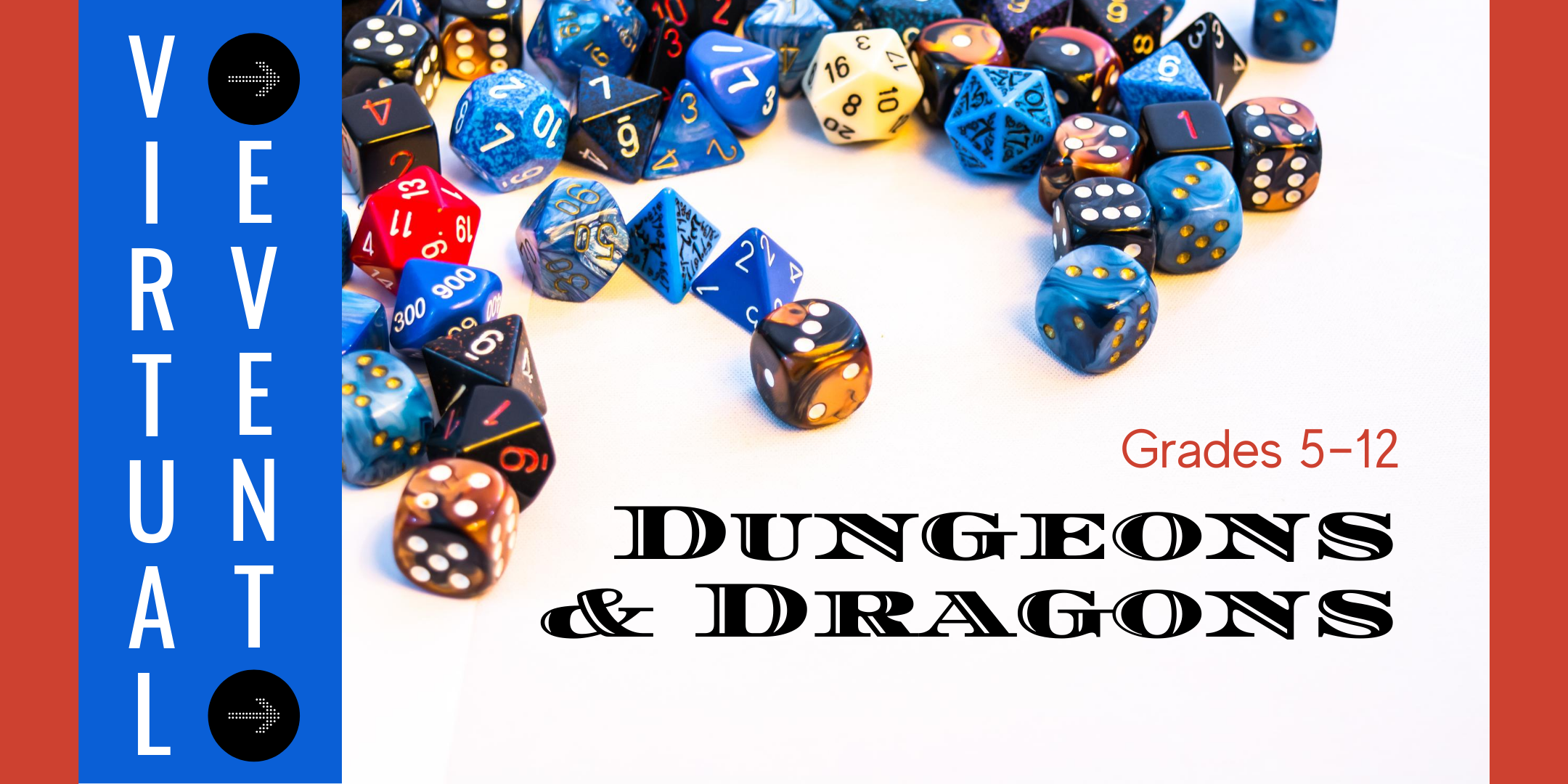 Dungeons and Dragons Grades 5–12 image