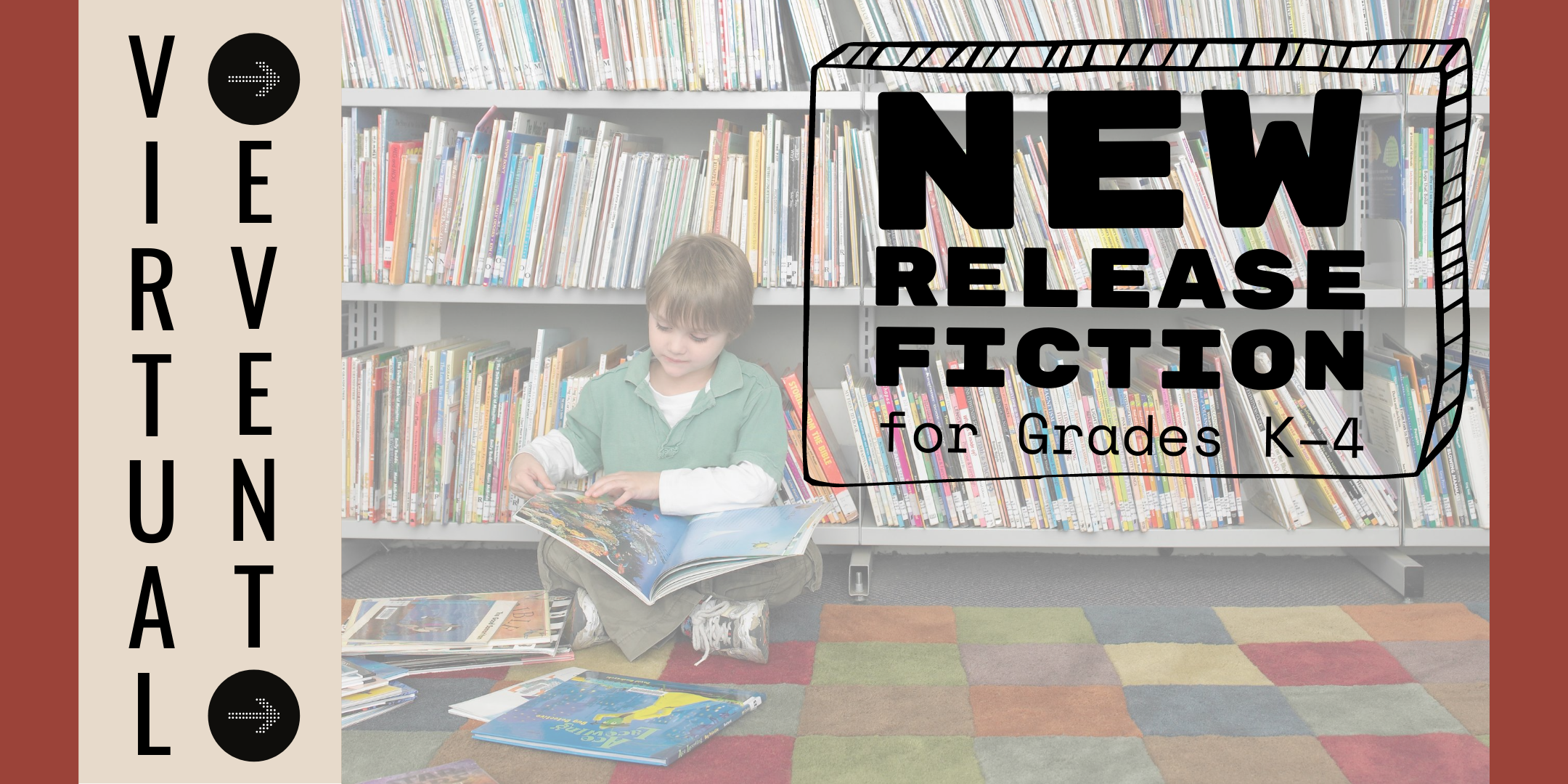 New Release Fiction for Grades K–4 image