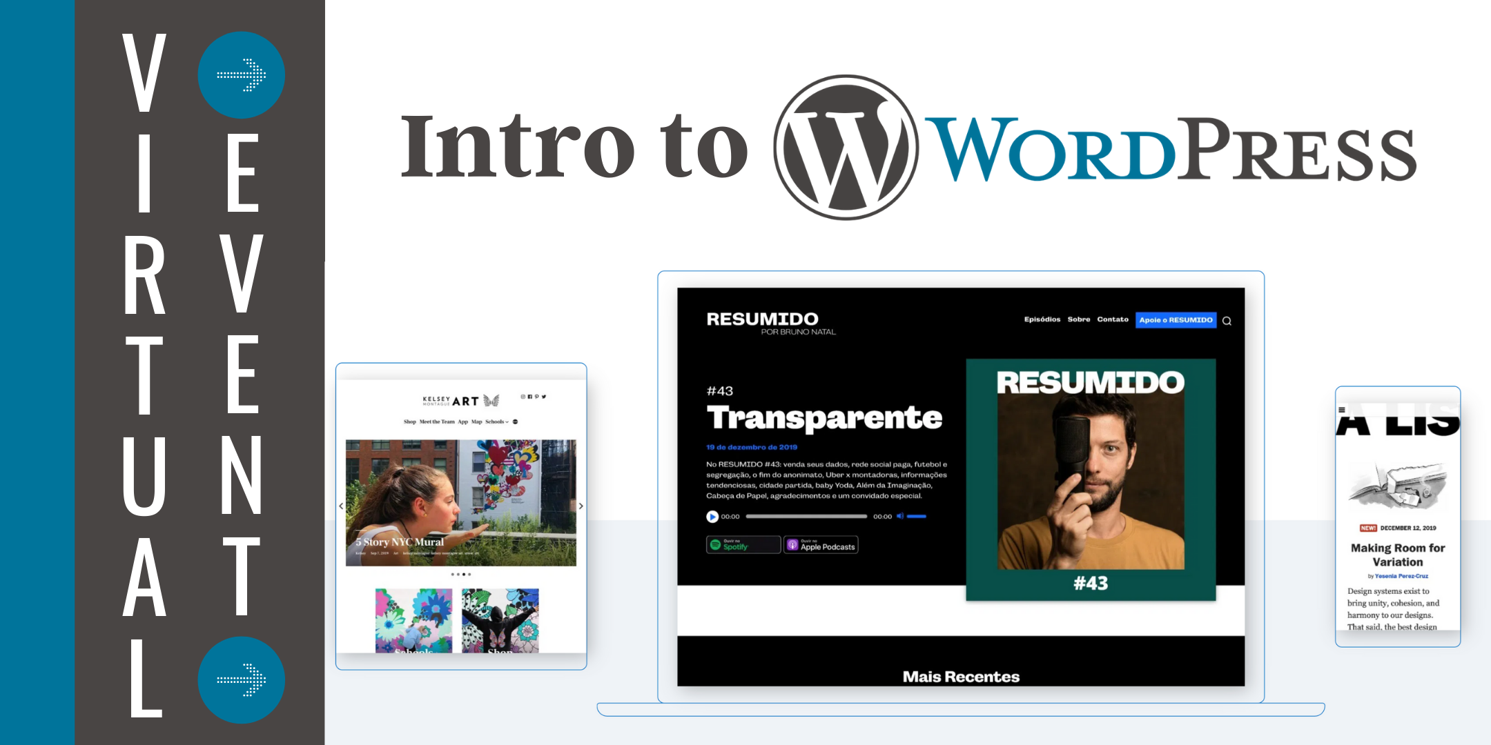 Intro to Word Press image