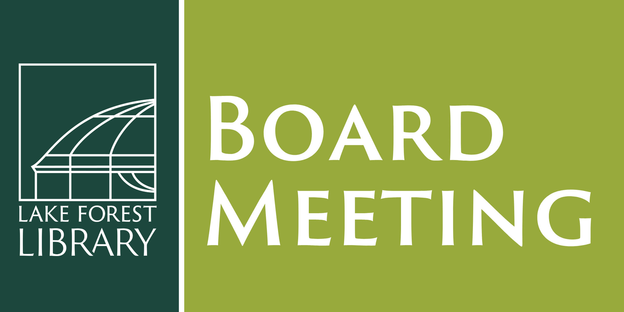 Library Board Meeting image