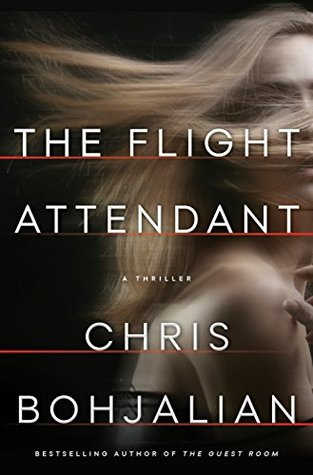 The Flight Attendant book cover