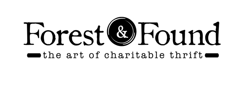 Forest and Found logo