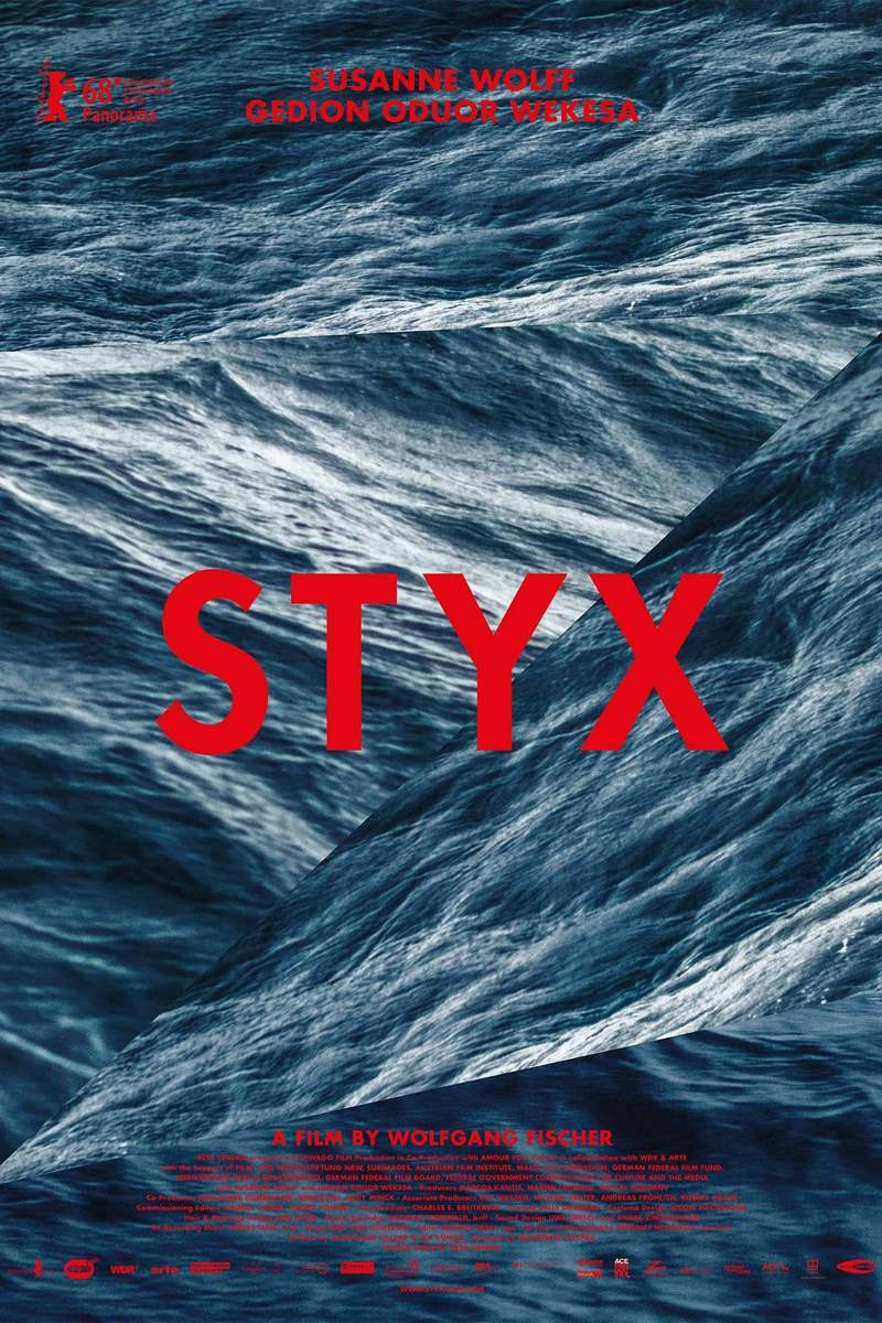 Styx movie poster