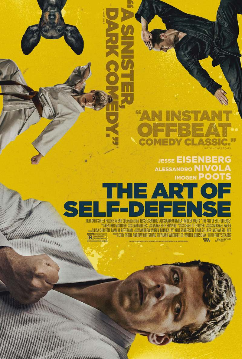 The Art of Self Defense movie cover