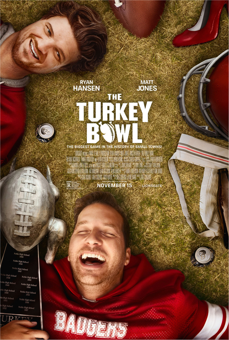 The Turkey Bowl movie poster