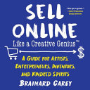 "Image for ""Sell Online Like a Creative Genius"""