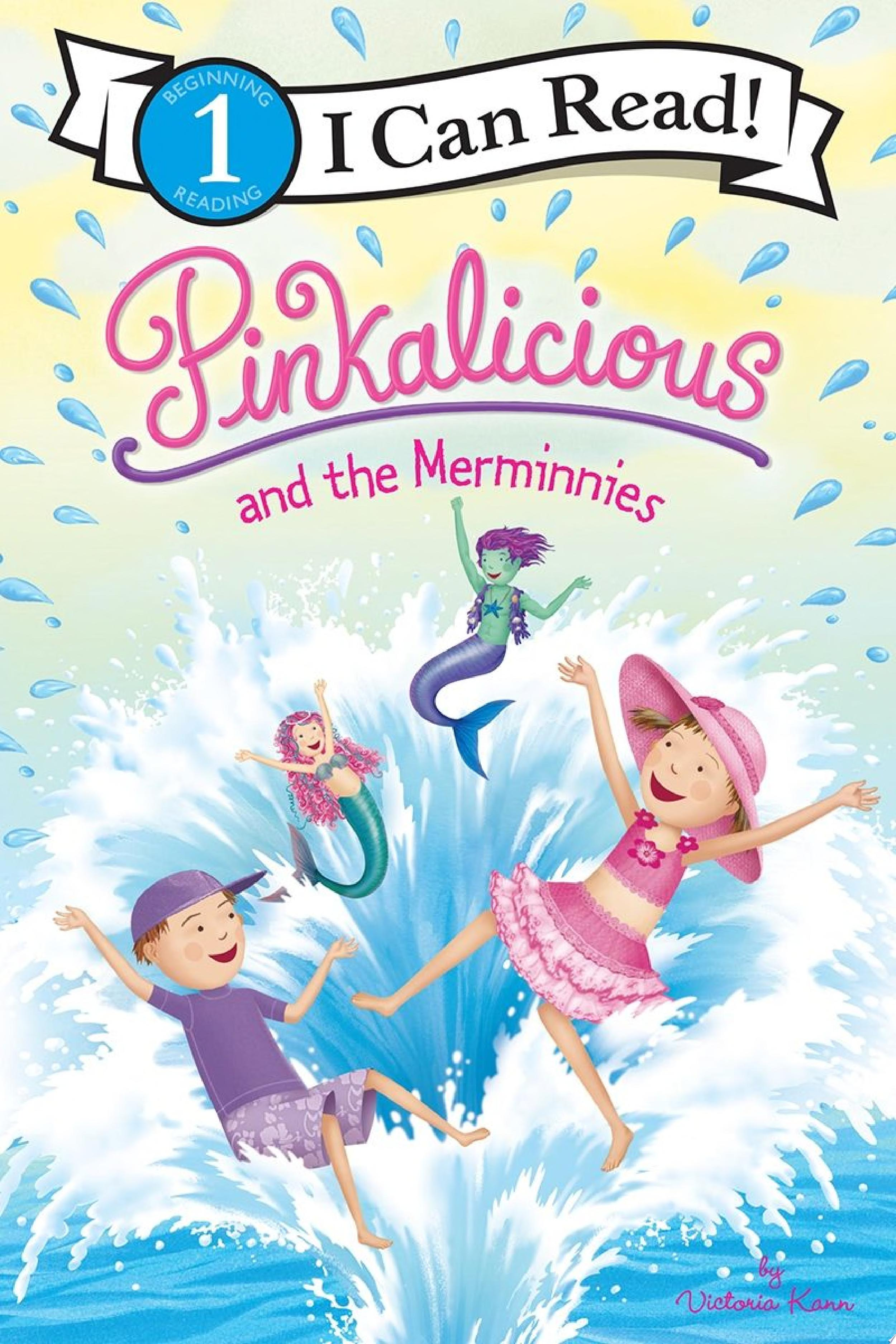 "Image for ""Pinkalicious and the Merminnies"""