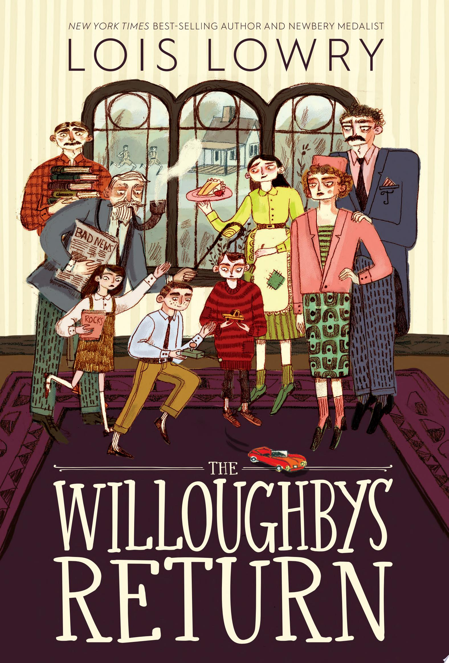 "Image for ""The Willoughbys Return"""