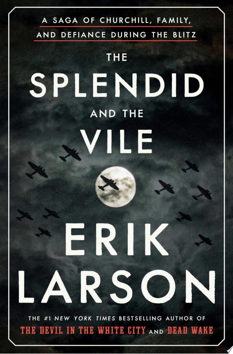 "Image for ""The Splendid and the Vile"""