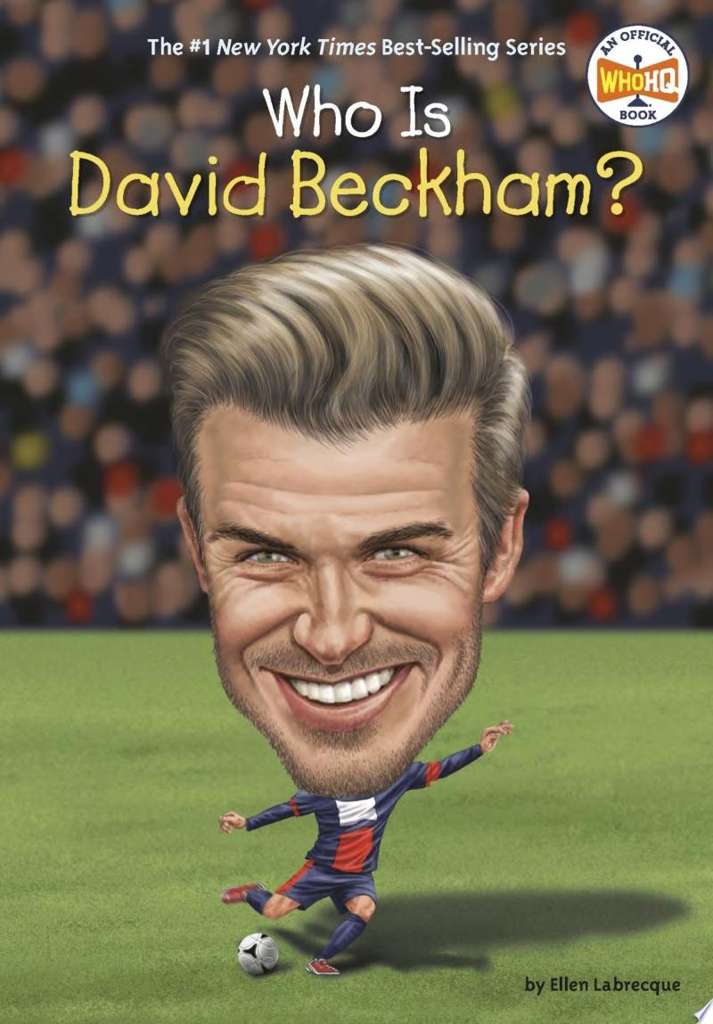"Image for ""Who Is David Beckham?"""