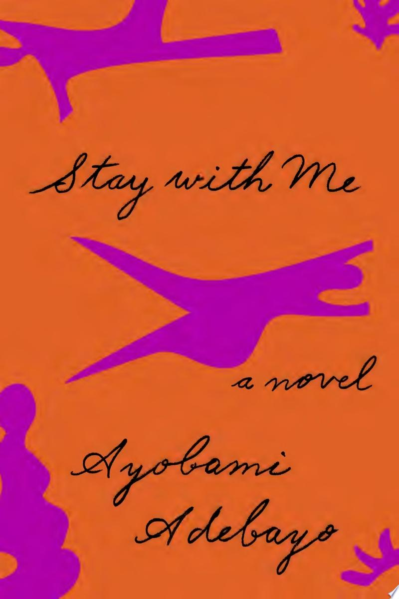 "Image for ""Stay with Me"""
