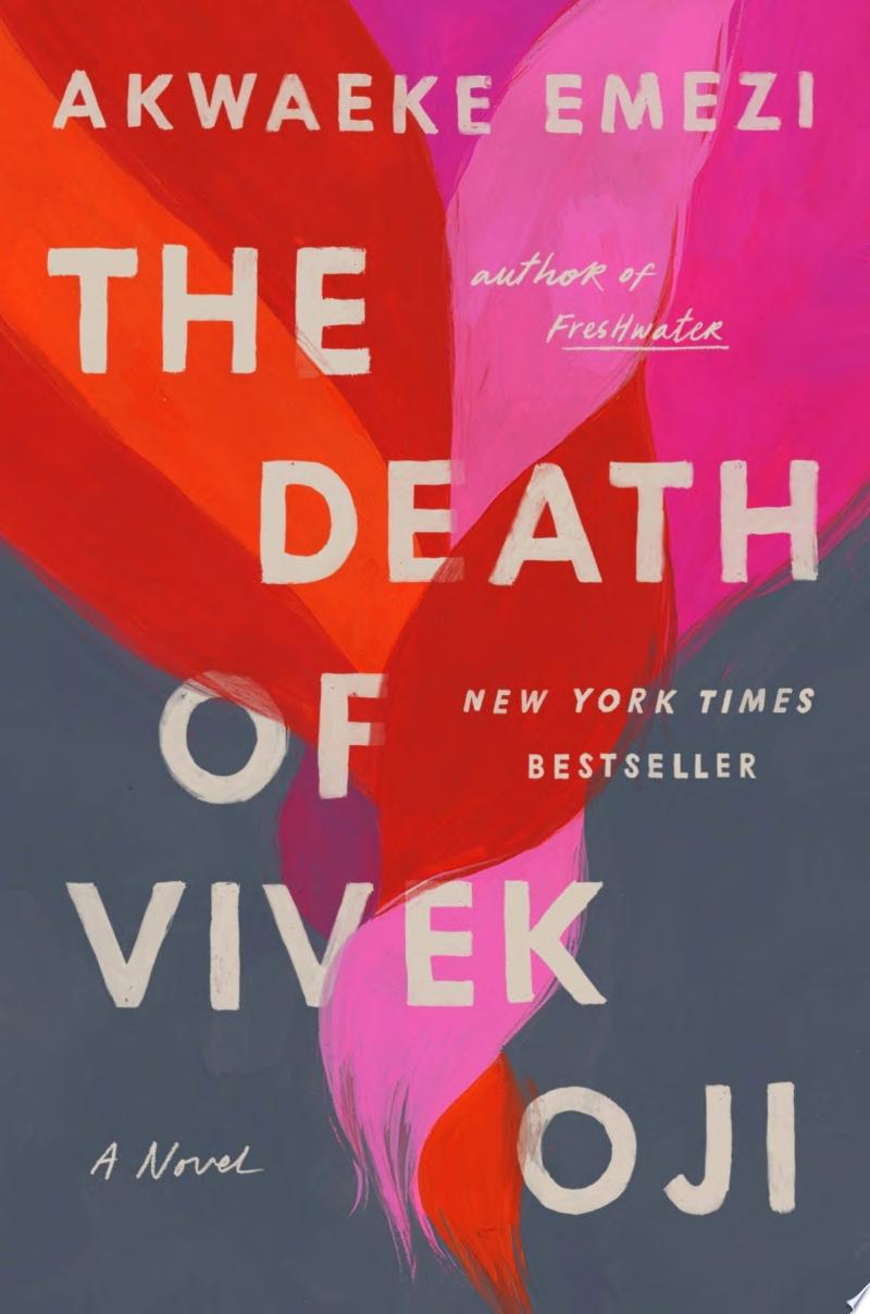 "Image for ""The Death of Vivek Oji"""