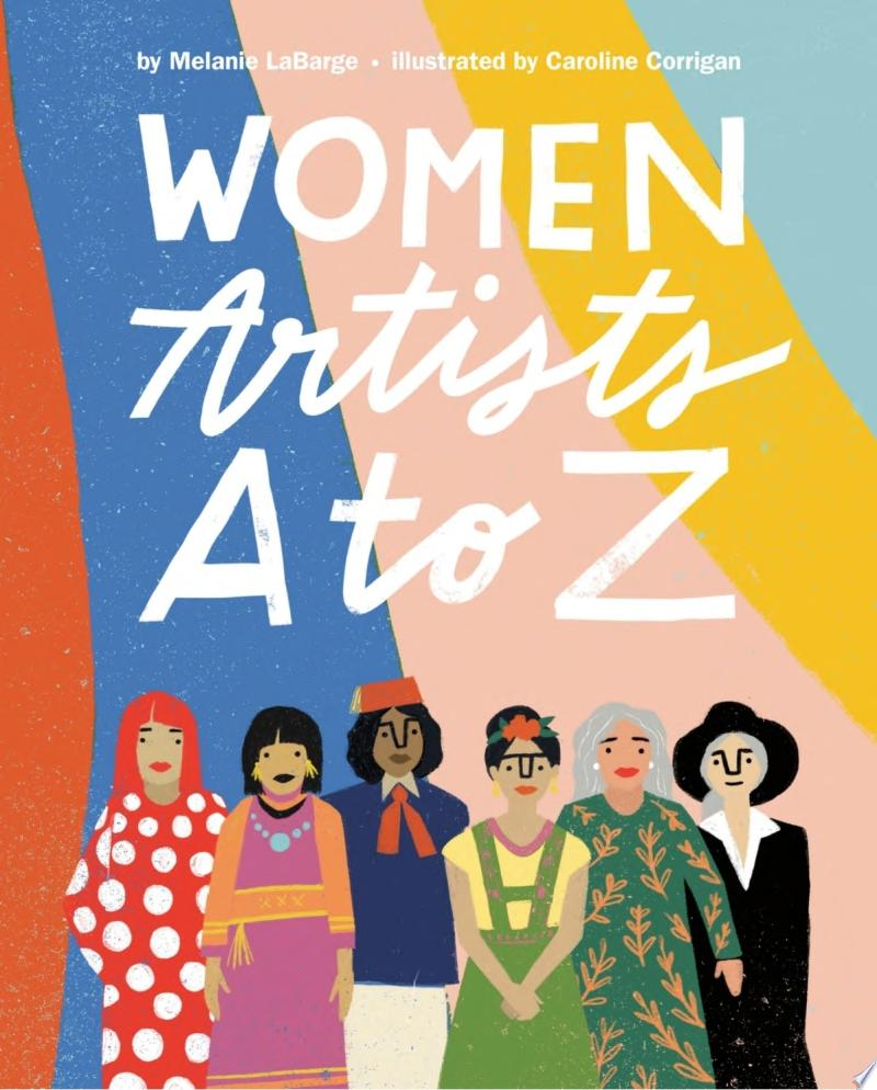"Image for ""Women Artists a to Z"""