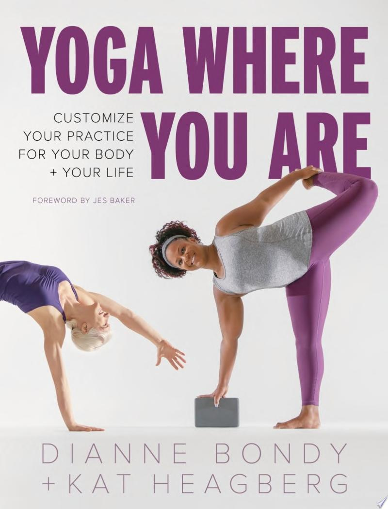 "Image for ""Yoga Where You Are"""