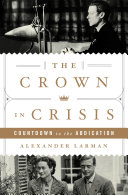 "Image for ""The Crown in Crisis"""
