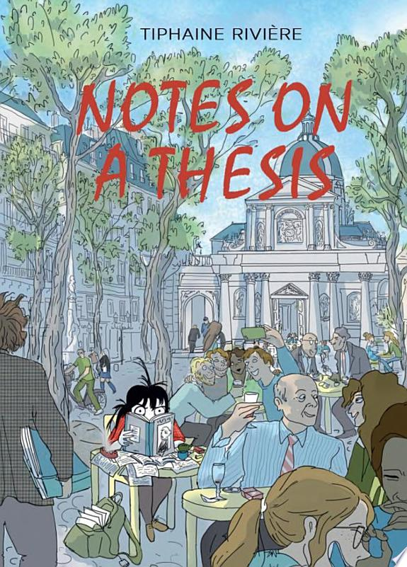 "Image for ""Notes on a Thesis"""