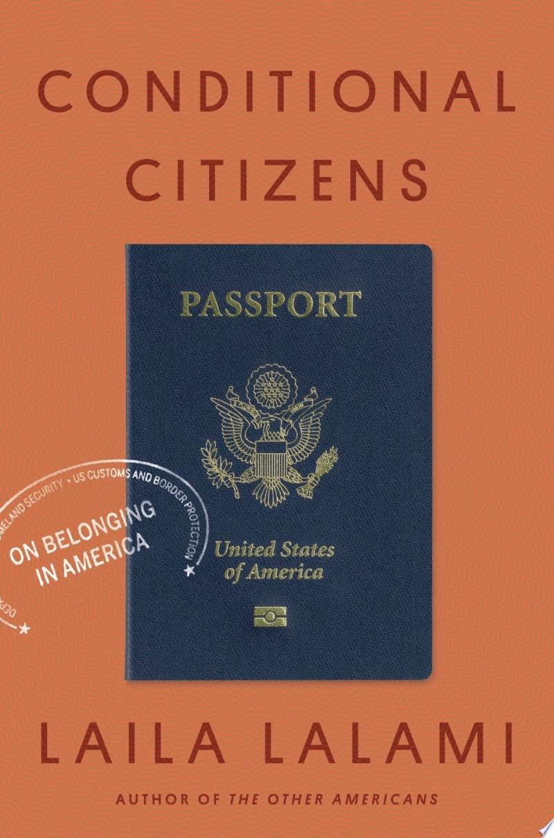 "Image for ""Conditional Citizens"""