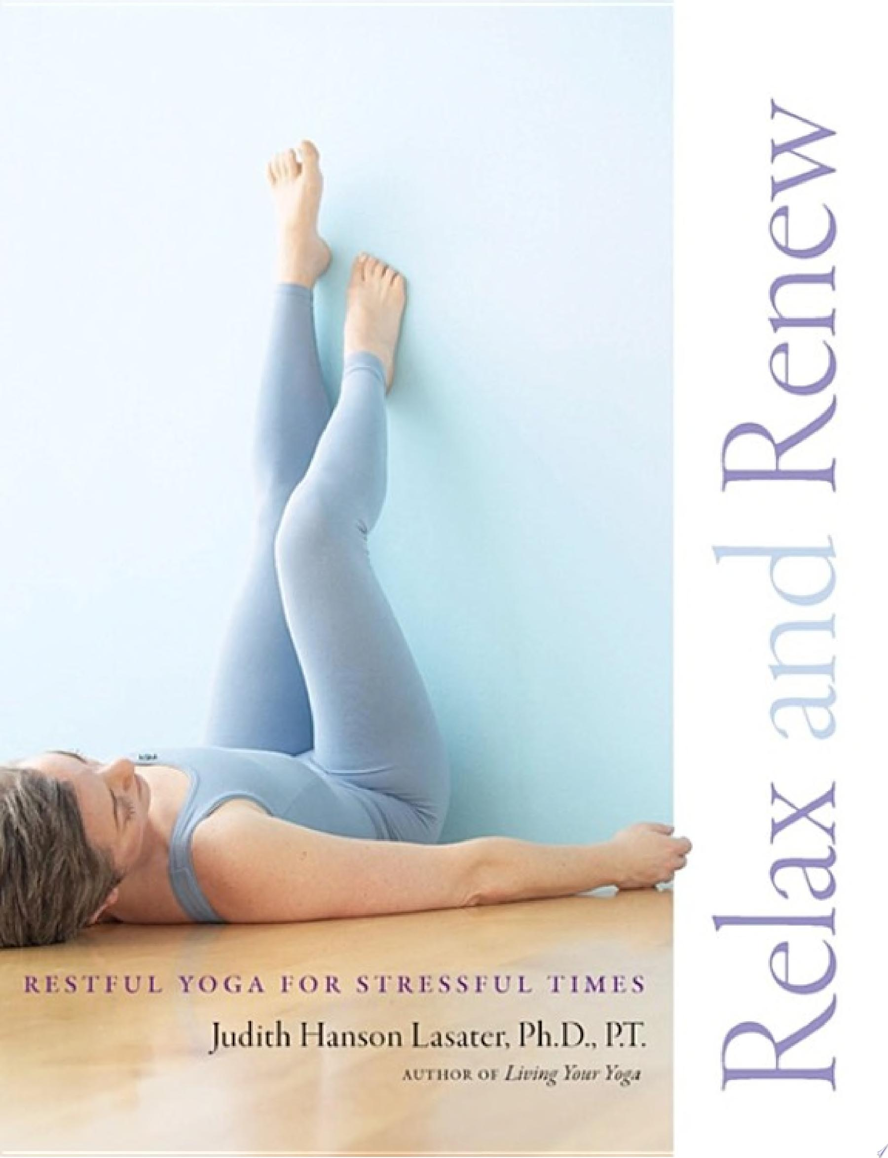 "Image for ""Relax and Renew"""