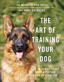 "Image for ""The Art of Training Your Dog"""