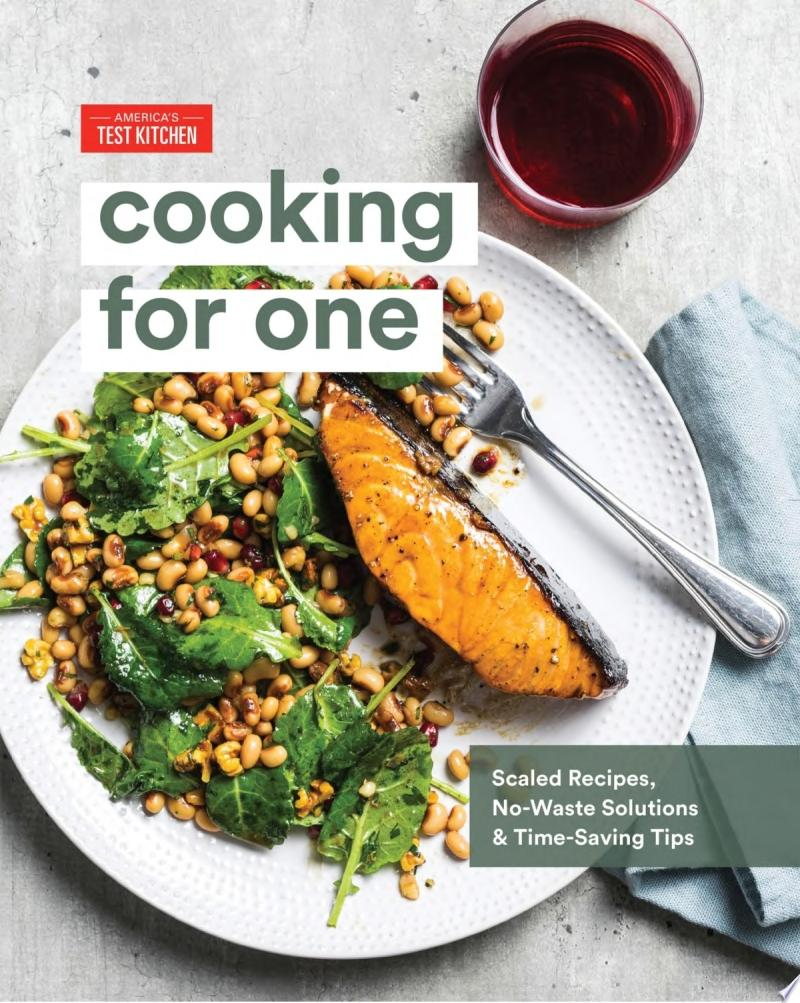 "Image for ""Cooking for One"""