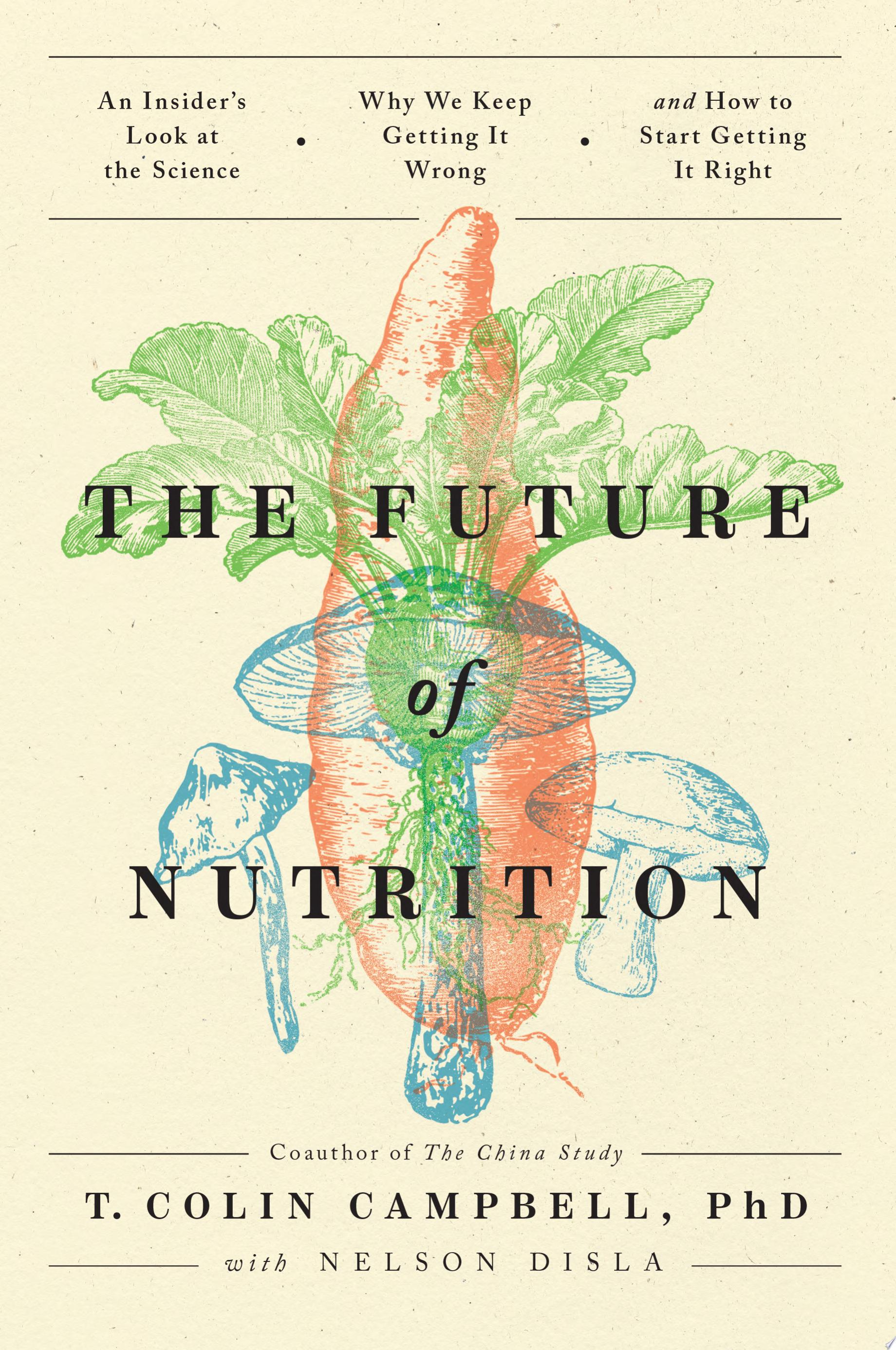 "Image for ""The Future of Nutrition"""