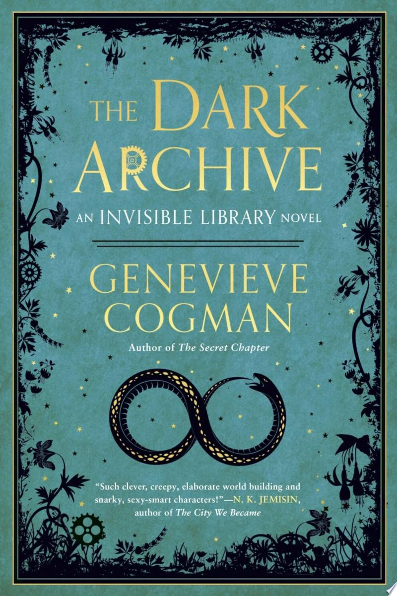 "Image for ""The Dark Archive"""