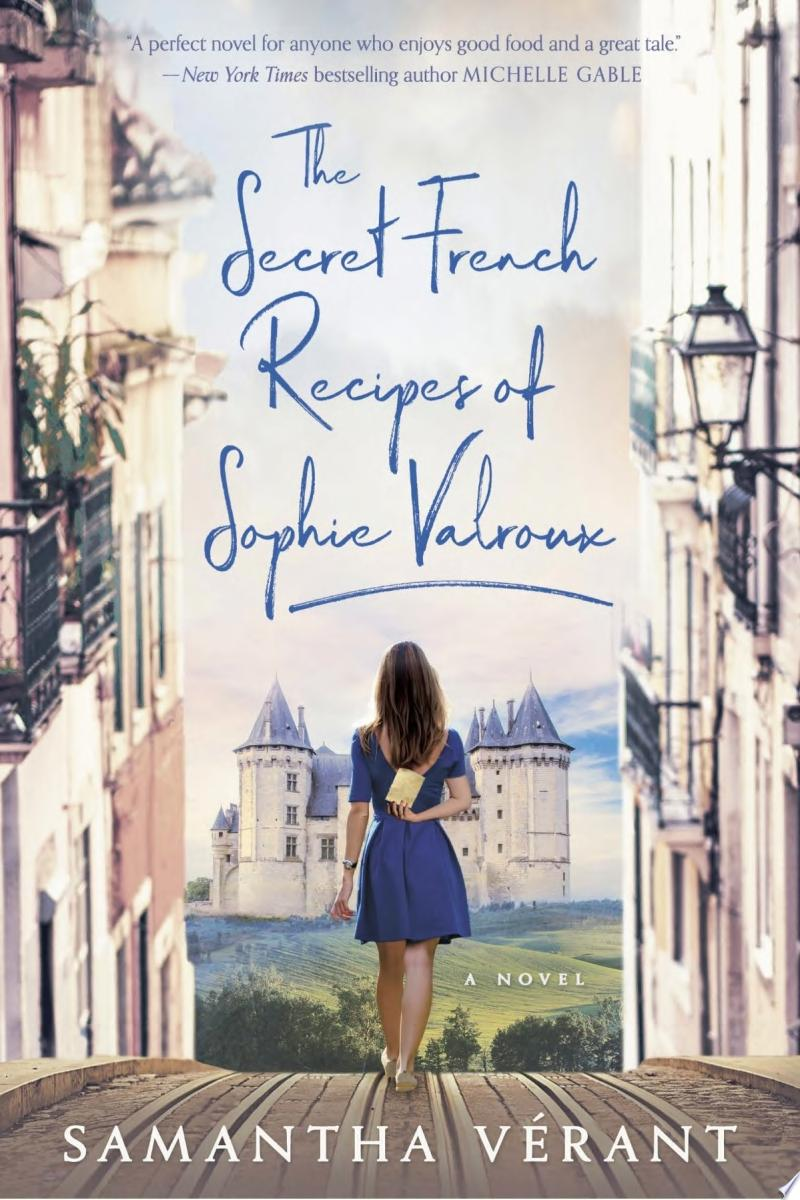 "Image for ""The Secret French Recipes of Sophie Valroux"""