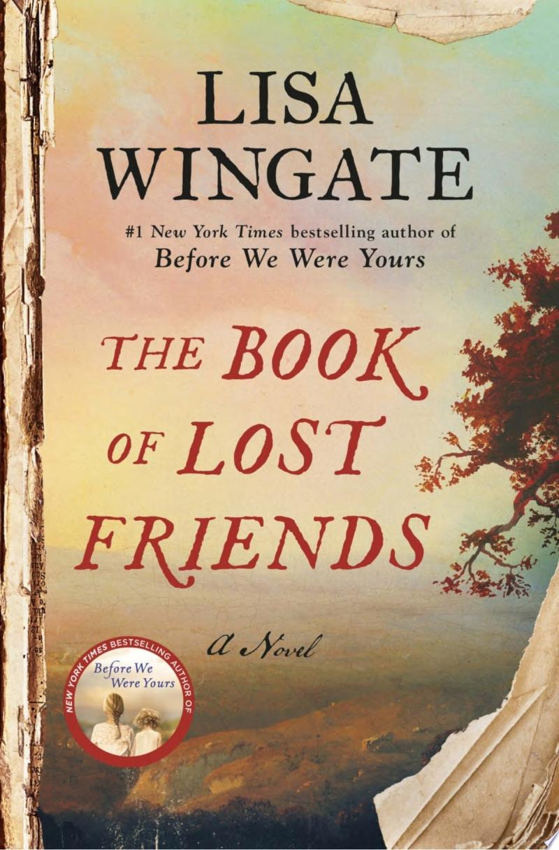 "Image for ""The Book of Lost Friends"""