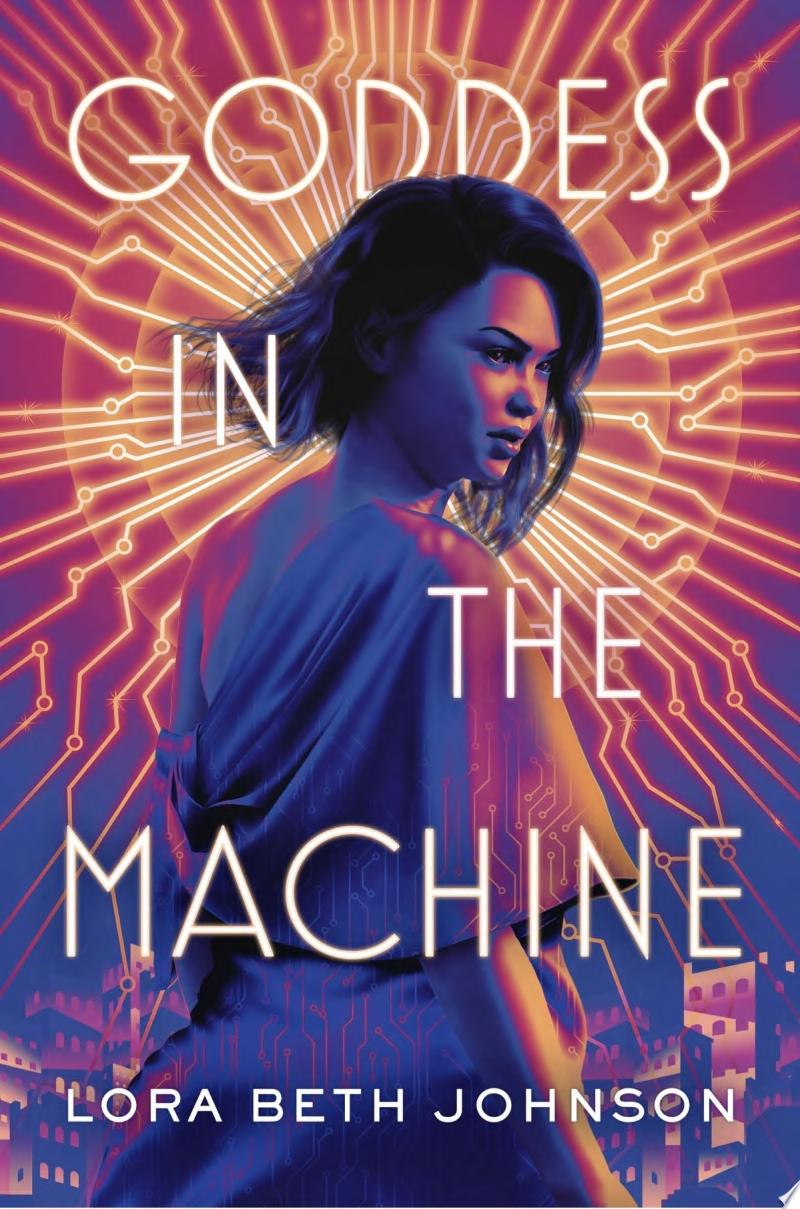 "Image for ""Goddess in the Machine"""