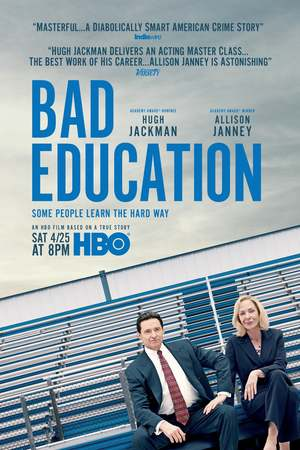 "poster image of ""Bad Education"""