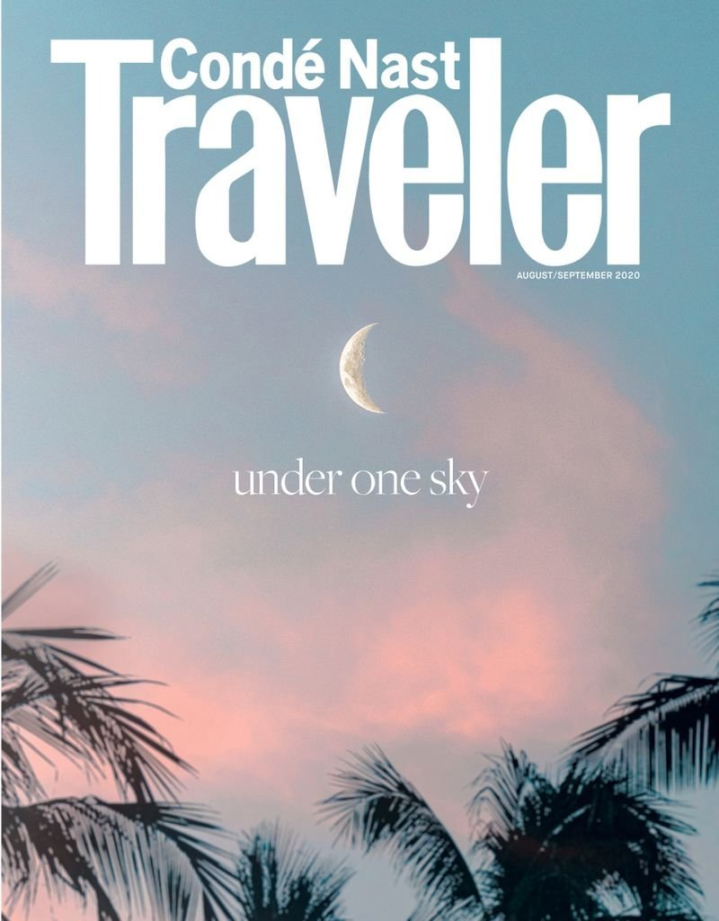 cover image of Conde Nast Traveler