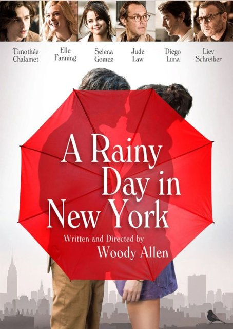 "poster image of ""A Rainy Day in New York"""