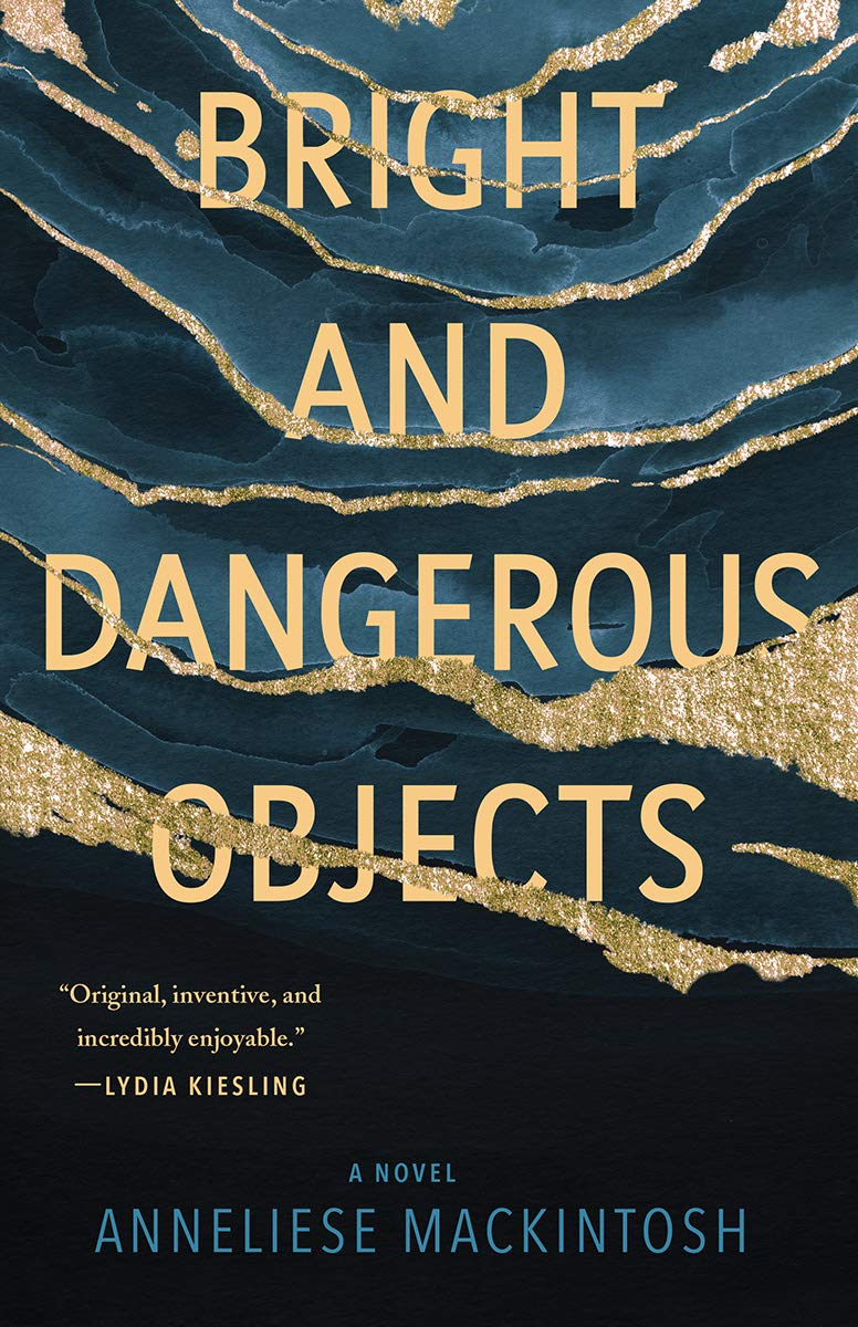 "Image for ""Bright and Dangerous Objects"""