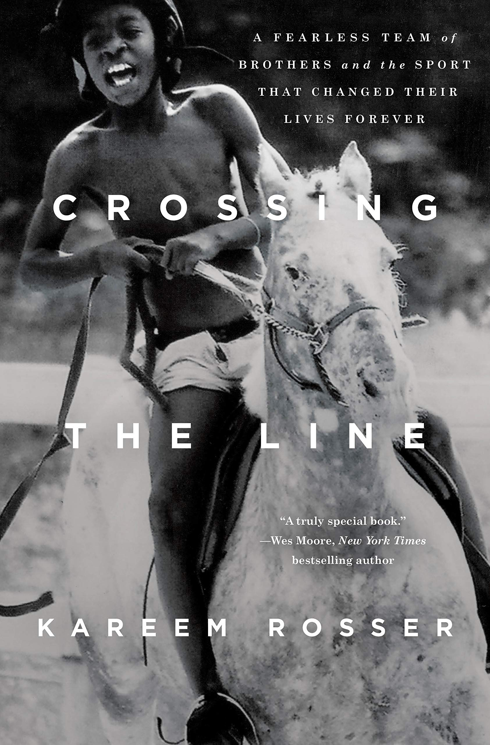 "Image for ""Crossing the Line"""