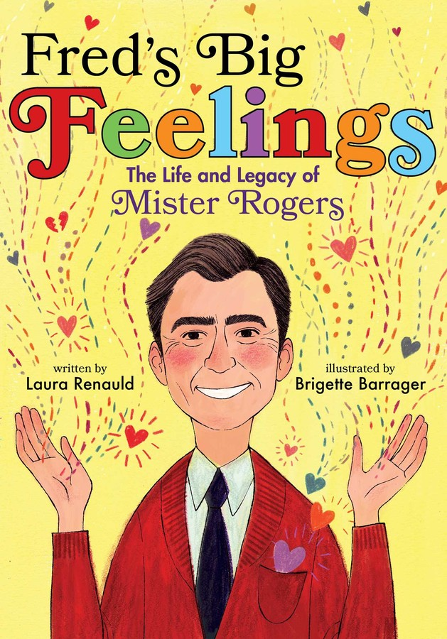Fred's Big Feelings cover image