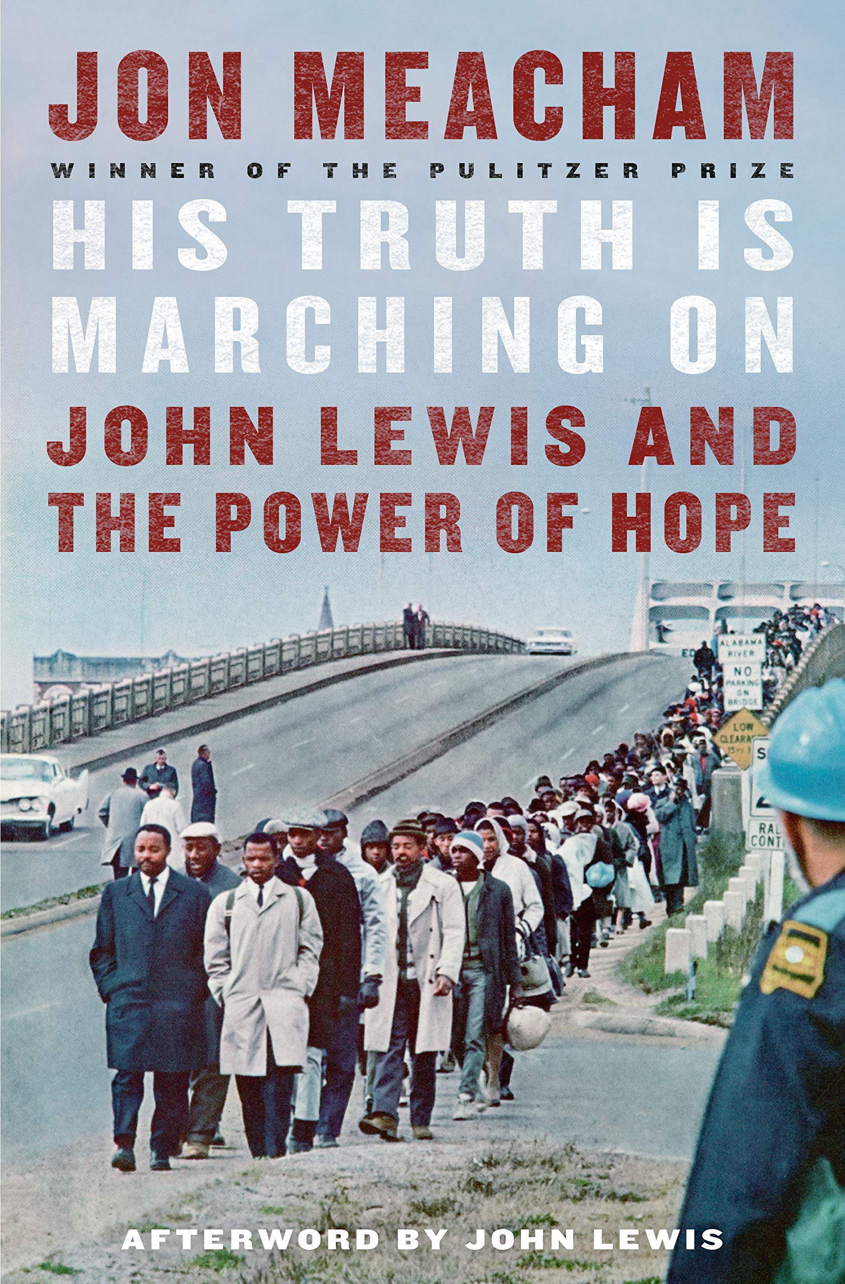 cover image of His Truth is Marching