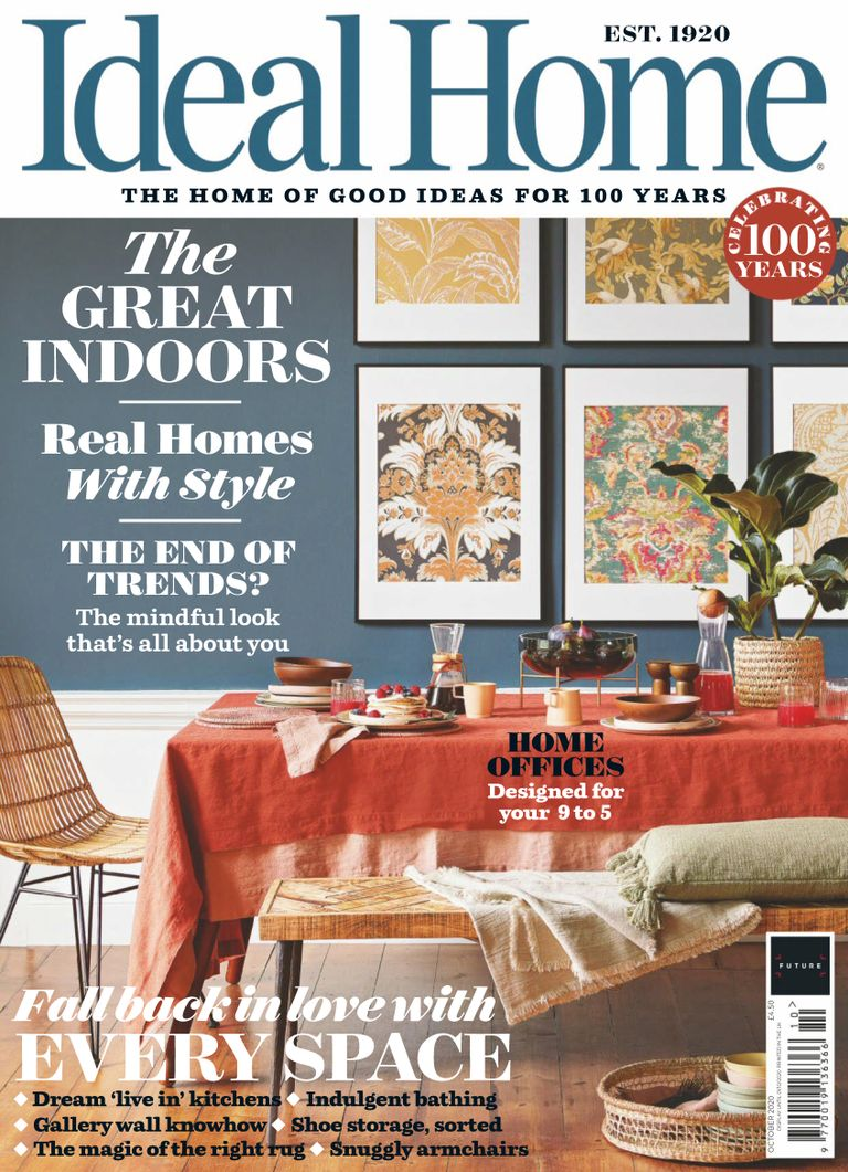 cover of Ideal Home magazine