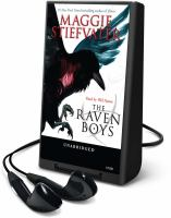 the raven boys playaway