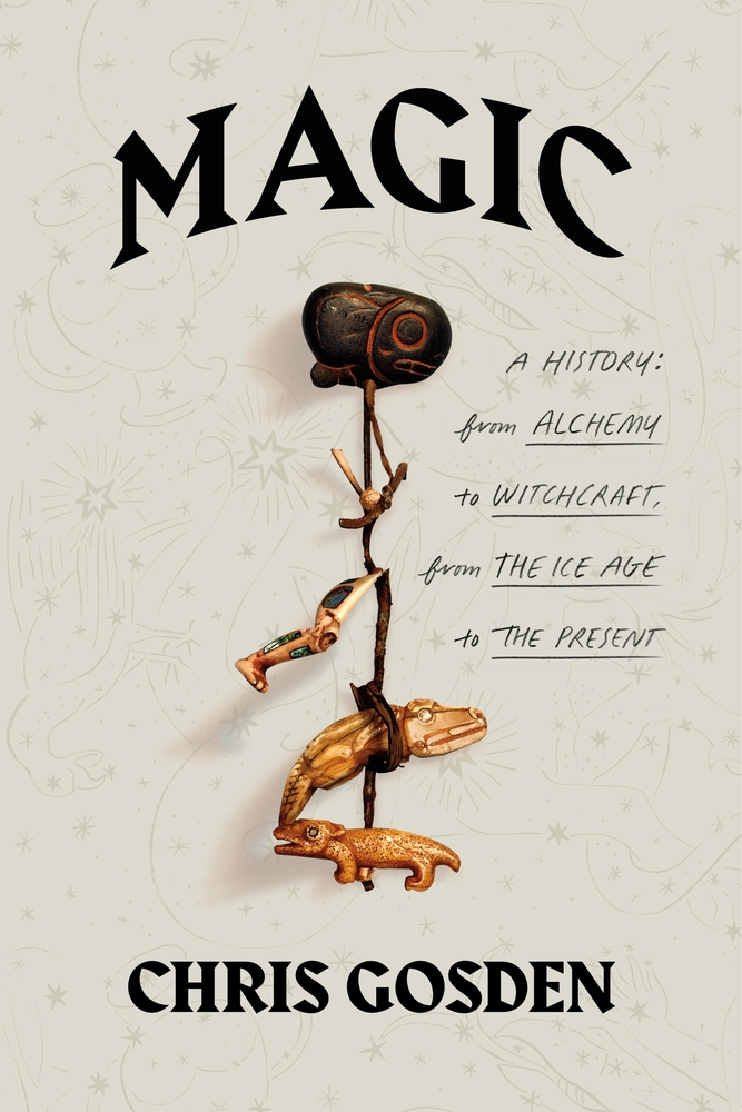 "Image for ""Magic: A History"""