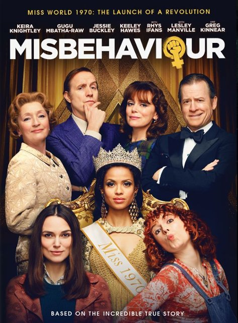 "poster image of ""Misbehavior"""