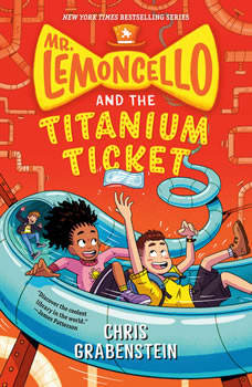 "Image of ""Mr. Lemoncello and the Titanium Ticket"""