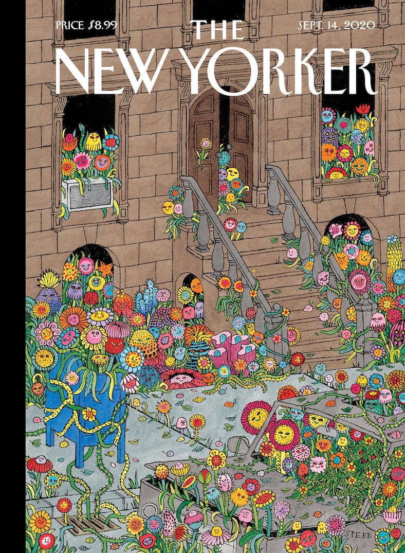 cover of The New Yorker