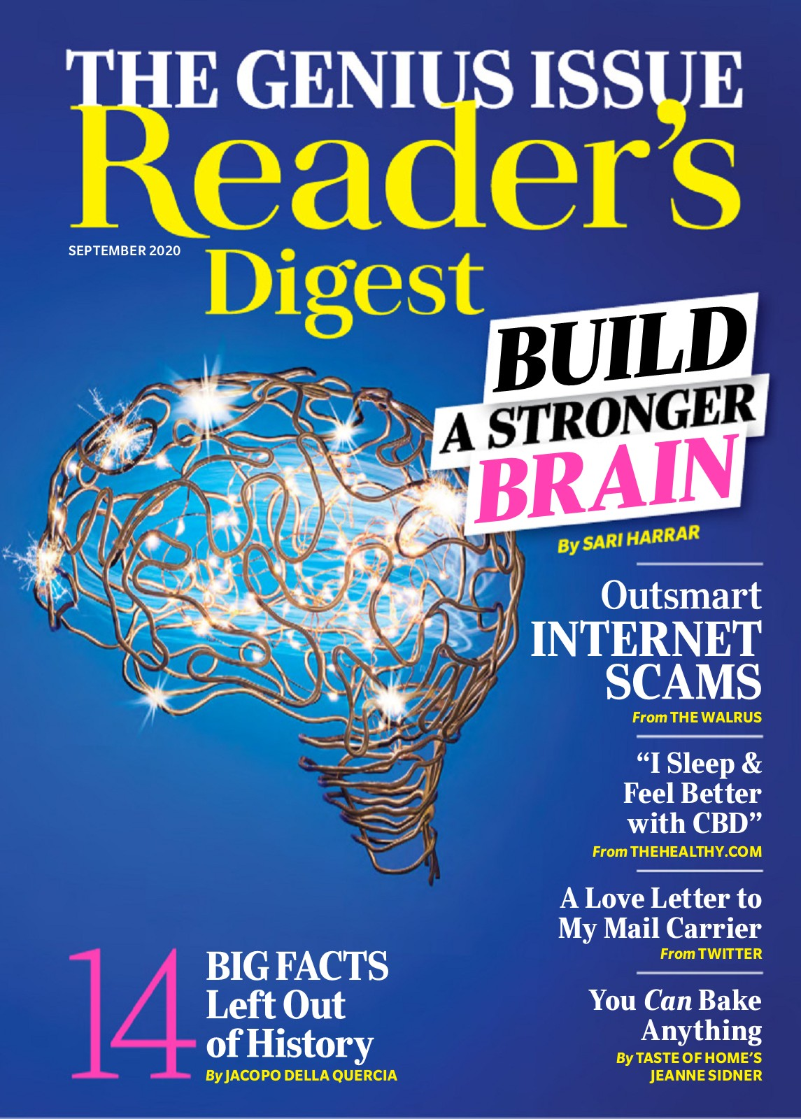 cover of Reader's Digest