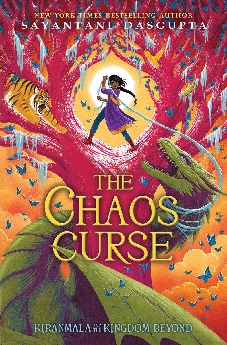 cover image of The Chaos Curse
