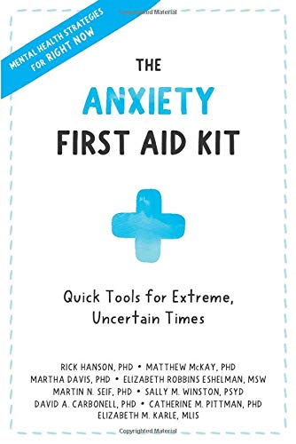 "Image for ""The Anxiety First Aid Kit"""