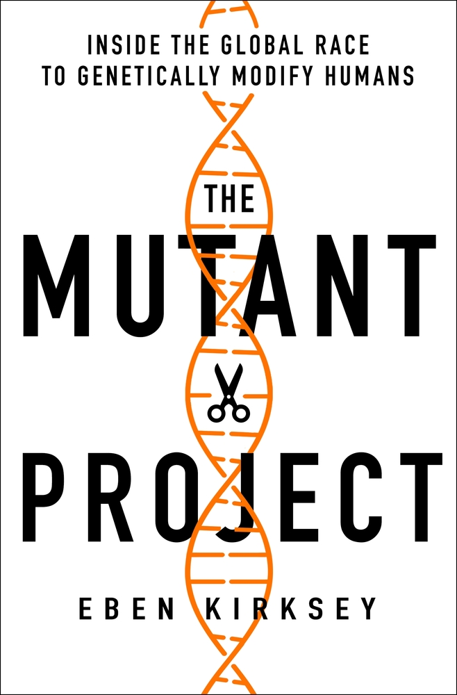 "Image for ""The Mutant Project"""