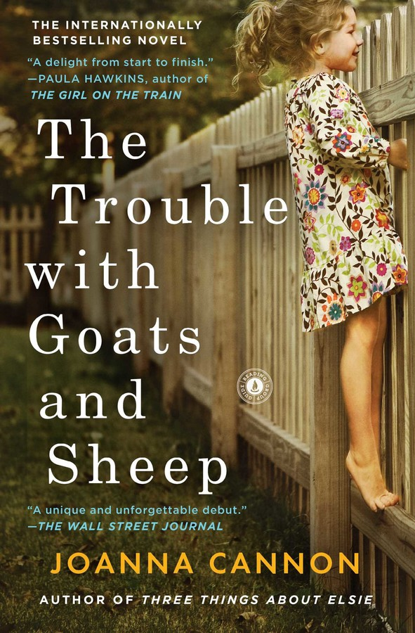 "Image for ""The Trouble with Goats and Sheep"""