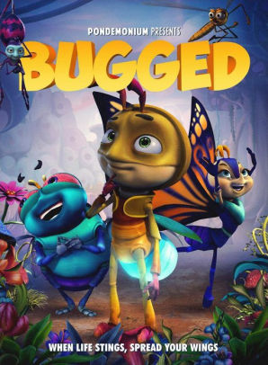 Bugged movie poster