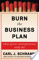 Cover image for Burn the Business Plan